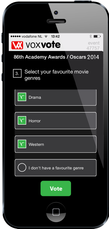 Free And Easy To Use Mobile Voting