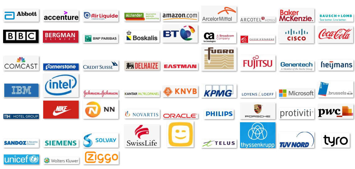 Some of our clients, many of them universities and other free educational users